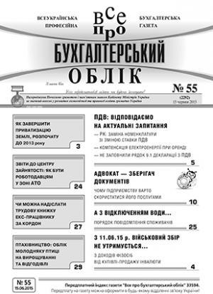 № 55 за 15-06-2015