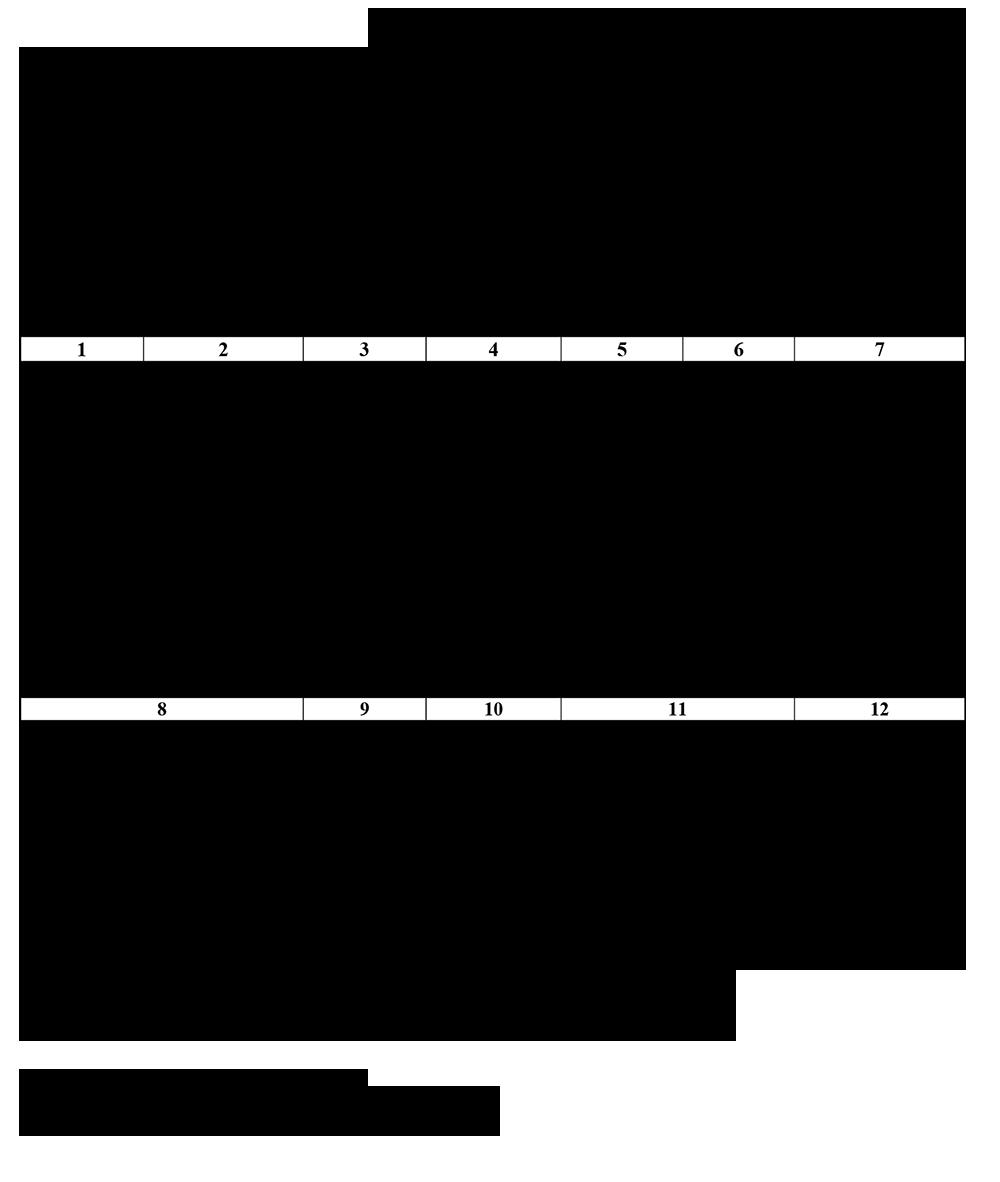 РОЗРАХУНОК нарахування амортизації основних засобів та інших необоротних активів (Сільгоспоблік, форма № ОЗСГ-5)